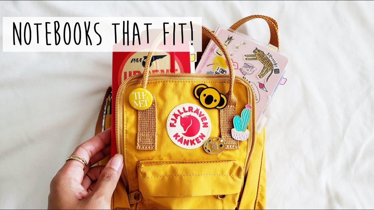 to buy good shoes for cheap Fjallraven Kanken Sling Backpack- Notebooks That Fit Inside 📚✏