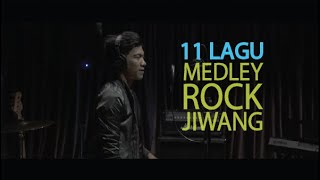 11 Lagu Medley Rock Jiwang - Cover by Daus Anas