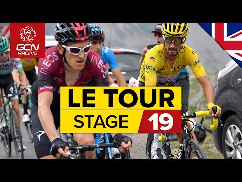 Tour de France 2019 Stage 19 Highlights: Chaos On The Col de l'Iseran