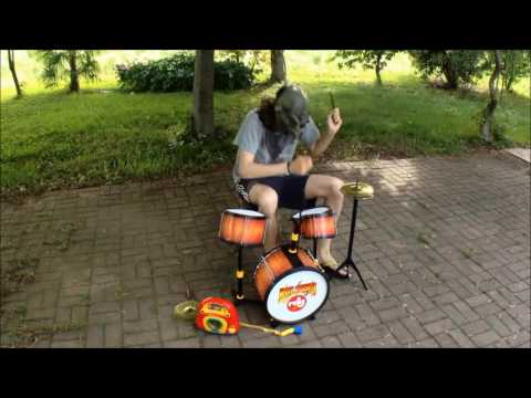 14 Songs On My Toy Drums