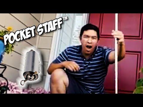 Pocket Staff Commercial
