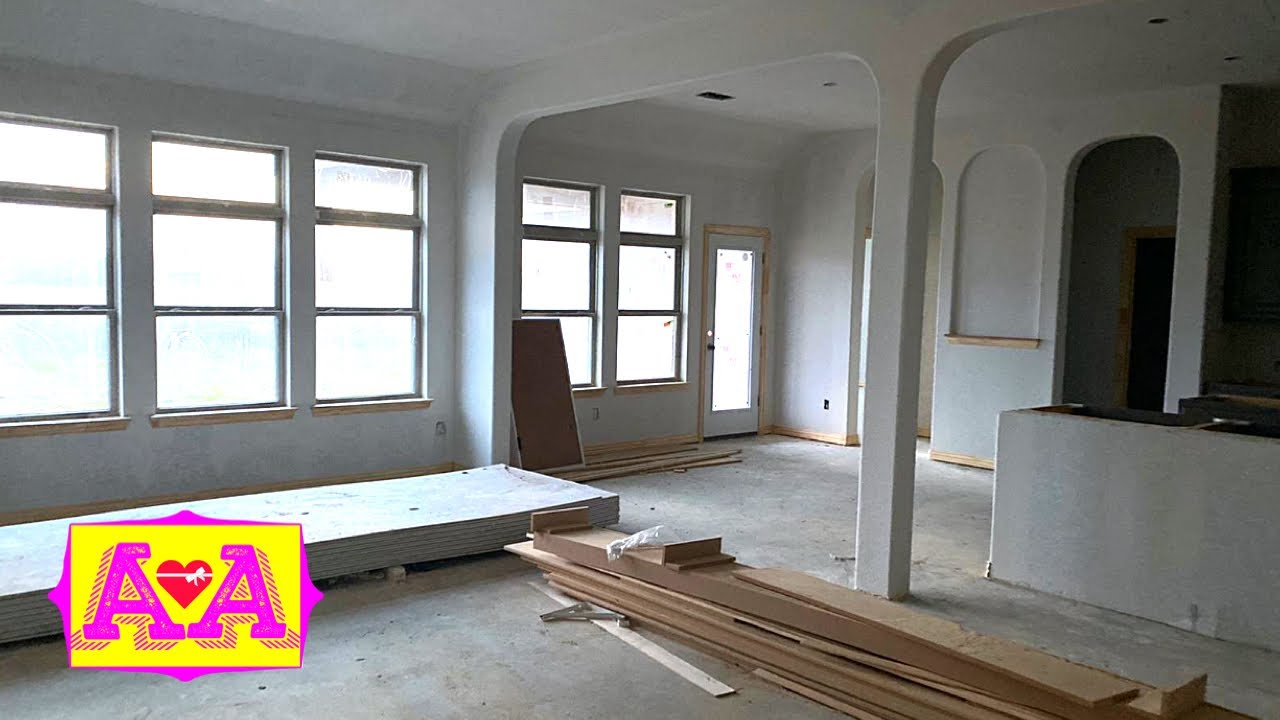 Les presento nuestra casa en construcción 🚧 🔨 🚧