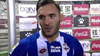 Video Gol Pertandingan Rayo Vallecano vs Deportivo La Coruna