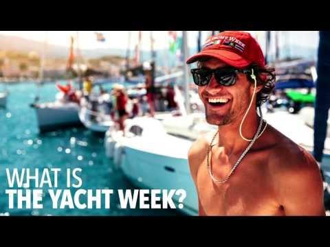 Johan Kuylenstierner Co Founder of Yacht Week