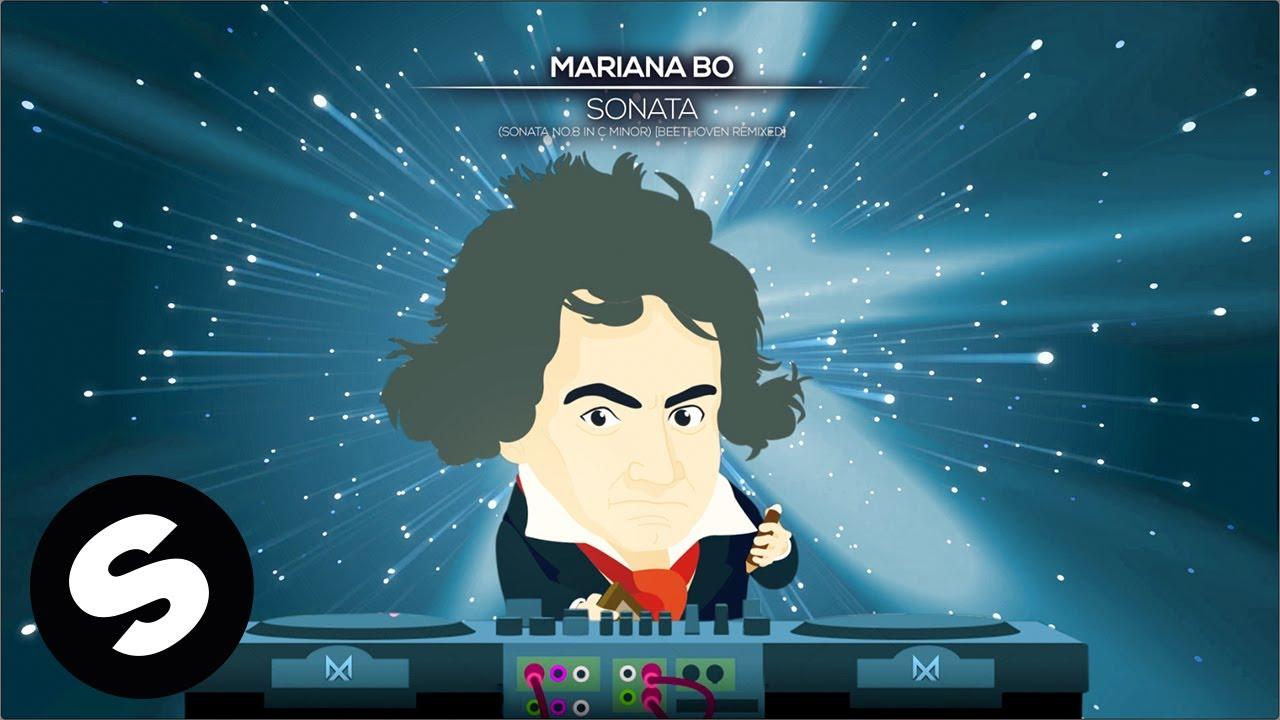 Mariana BO - Sonata (Sonata No.8 in C Minor) [Beethoven Remixed] (Official Audio)