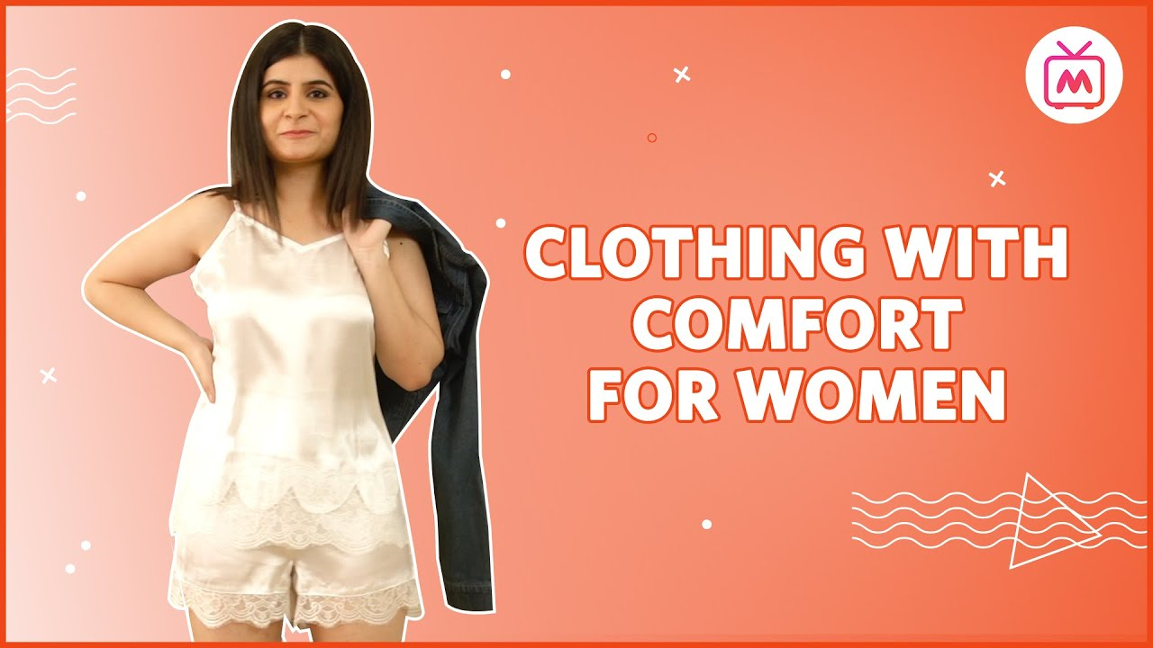 Clothing with Comfort for Women   Comfy Outfit Ideas - Myntra Studio