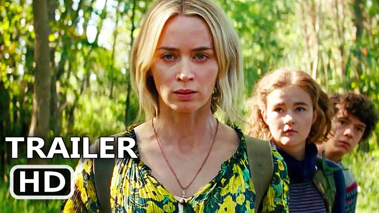 A QUIET PLACE 2 Official Trailer TEASER (2020) Emily Blunt, Cillian Murphy Movie HD