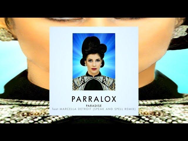 Parralox - Paradise feat Marcella Detroit (Speak and Spell Remix)