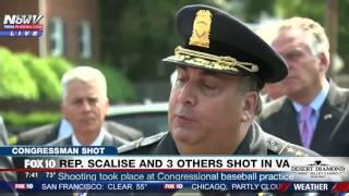 VIRGINIA SHOOTING: Police, FBI & Gov. McAuliffe Respond to Scalise Shooting - PRESS CONFERENCE (FNN)