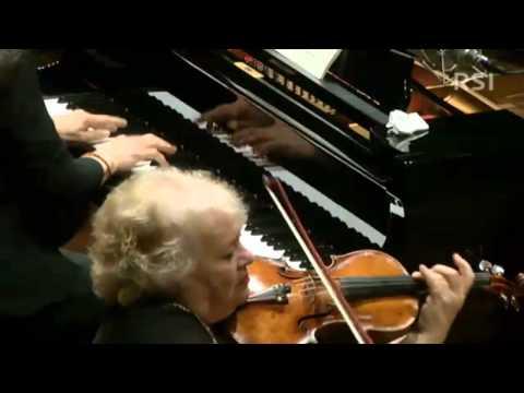Tchaikovsky   Piano Trio, op  50   Argerich, Schwarzberg & Zhao