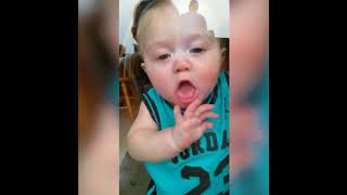 Best baby funny videos 2018 Try to not laugh challenge !!!