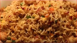 How To Make Chinese Chicken Fried Rice