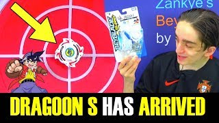 DRAGOON STORM HAS ARRIVED!! BEYBLADE BURST(INDIA) BATTLES AND REVIEW