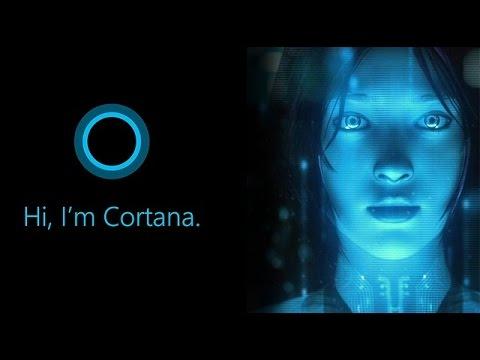 Cortana на русском языке Windows 10