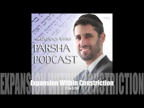 Ari Goldwag - Tzav - Expansion Within Constriction