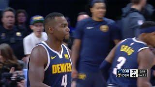2nd Quarter, One Box Video: Denver Nuggets vs. Utah Jazz