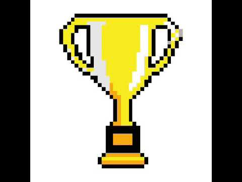 Pixel Art Football Coupe Du Monde