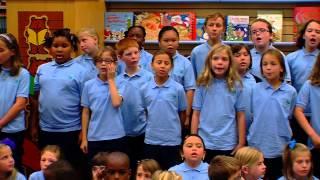 TMS Choir at Barnes & Nobles