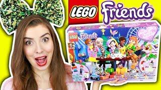 Kalendarz Adwentowy LEGO Friends 2019 ❤️ Otwieram CAŁY Po Polsku