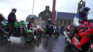 Logies Funeral, Bikers United