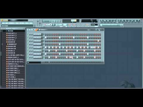 FL Studio: Ritm manea Tutorial