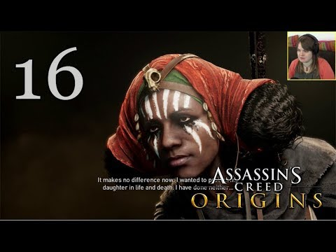 "Assassins Creed Origins - Playthrough #16 ""The Hyena"""