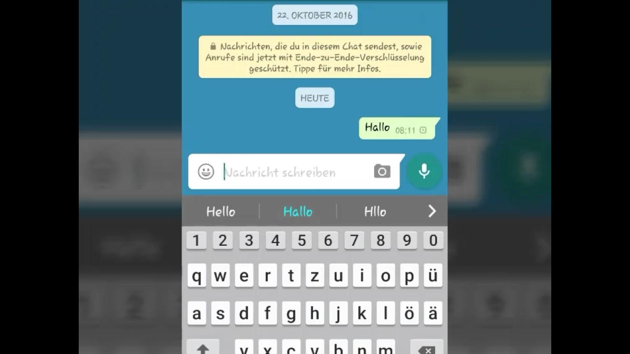 Whatsapp Schriftart ändern