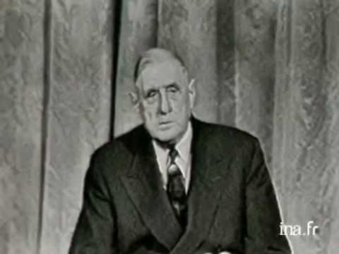 Charles de Gaulle - Paroles publiques_15 mai 1962