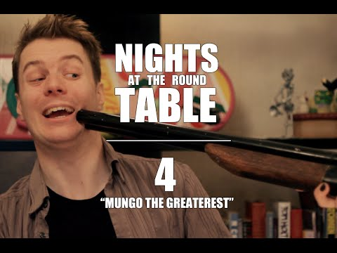 Dungeons and Dragons Comedy - Nights At The Round Table episode 4