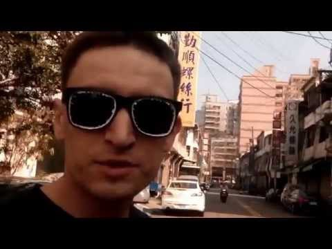 Vlog a la Casey: Taichung 台中台灣