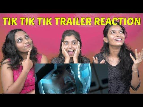 Tik Tik Tik Trailer Reaction in Marathi |...