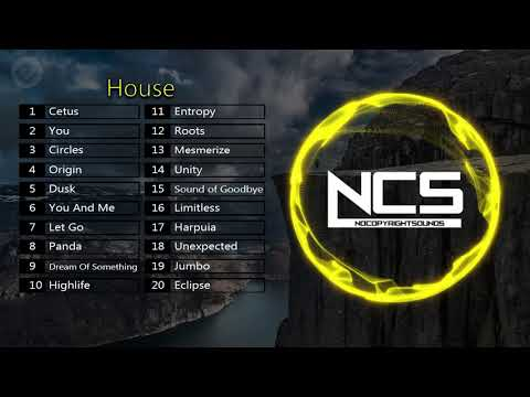 Top 20 - House Music 2017 NCS 1 hour  (EDM Gaming Mix)