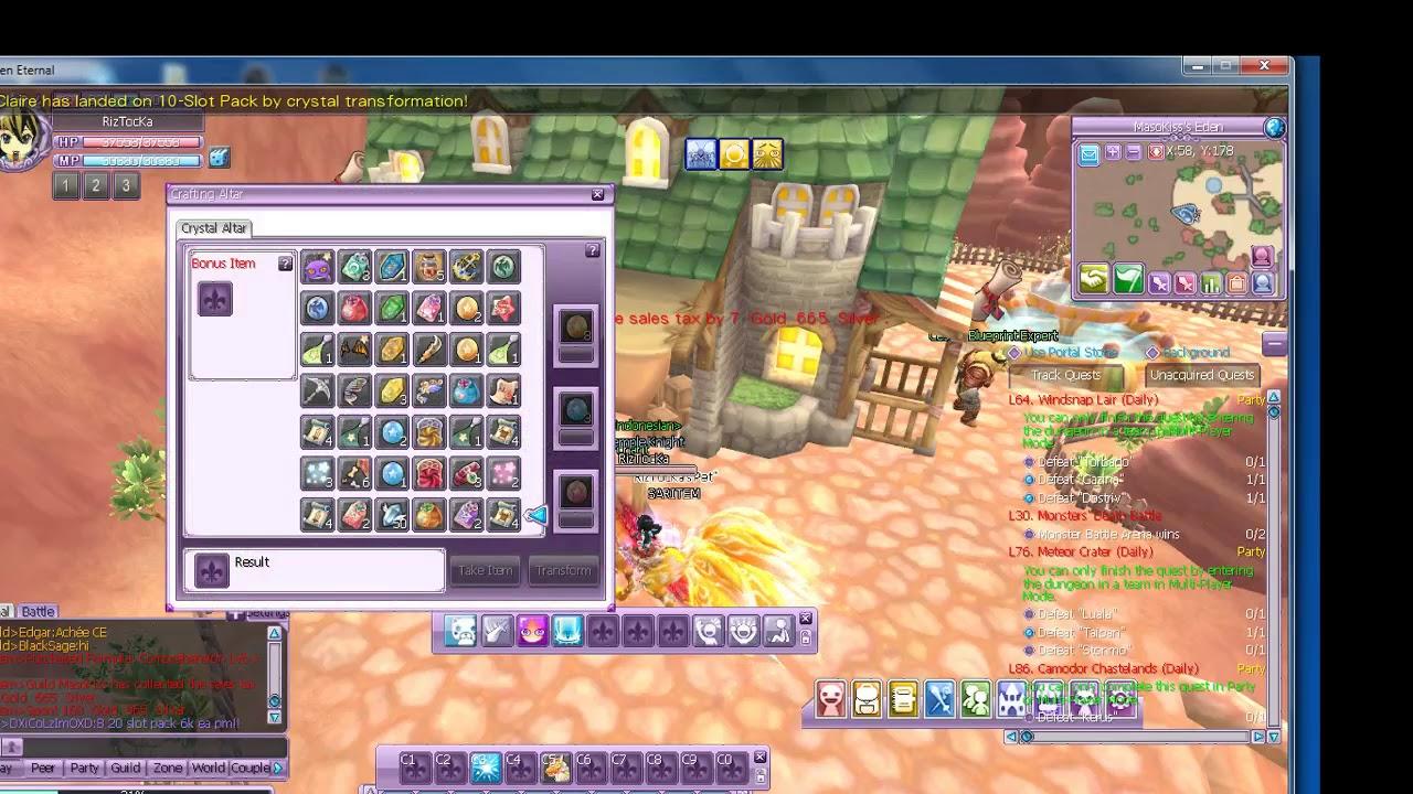 Eden eternal golden dragon dragon quest 11 gold ore farming