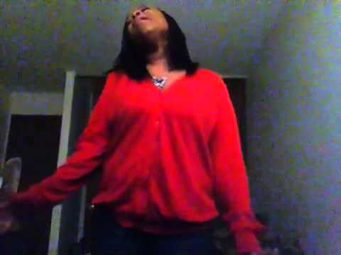 Samira singing we can't be friends by Debra Cox and r.l