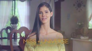 Up Close: Miss Universe Dominican Republic Sal Garcia