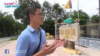 Gia đình anh Văn ở Úc cúng dường 10 triệu cho chùa Quan Âm ở Trà Ôn, Vĩnh Long