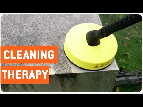 Satisfying High Pressure Washer | Under Pressure