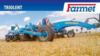 Farmet Triolent TX 470 PS - Vin Agro Vinoř