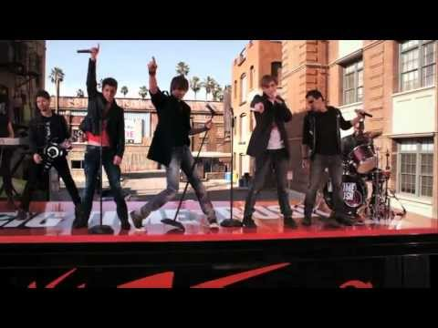 Big Time Rush: Paralyzed (Episode Clip)