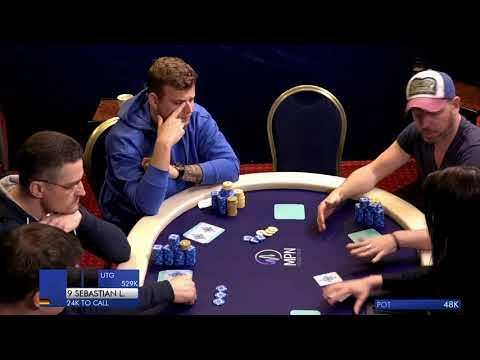 MPN Poker Tour Bratislava - Final Day!