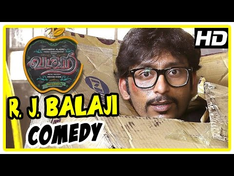 Vadacurry Tamil movie| RJ Balaji comedy scenes | Jai | Swathi | Premgi Amaren | Ajay Raj
