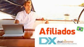 Seja um associado DealeXtreme - Simples e Lucrativo