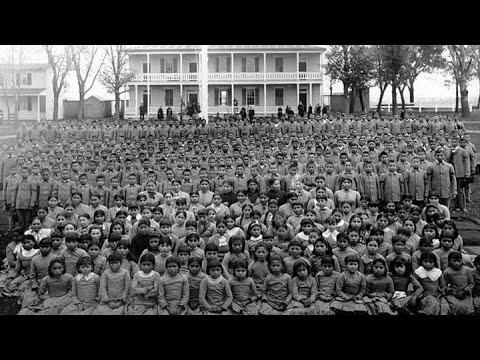 Hidden History: Native American Boarding Schools