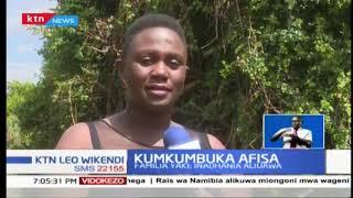 Familia yakumbuka askari aliyepotea katika mbuga ya Aberdare