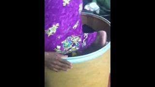 How to pack barrel to send to Jamaica