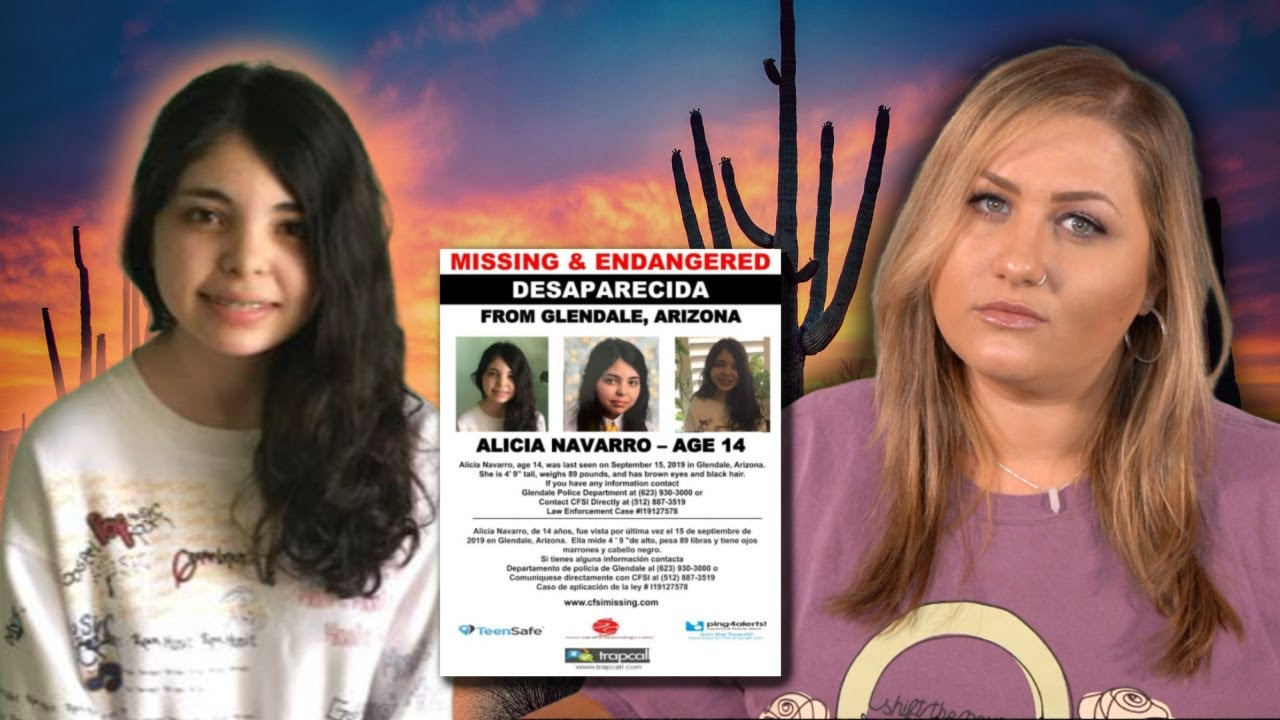 Where Is Alicia Navarro? Lured From Her Home? Feat. Her Mother & PI