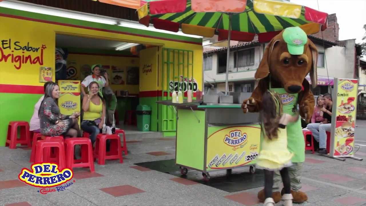 Comercial del perrero comidas r pidas youtube for Mesas para negocio comidas rapidas