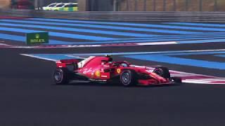 F1 2018 XBox One X Enhanced Gameplay - Replay