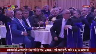 20/04/2018 ORDU İLİ MESUDİYE İLÇESİ ÜÇYOL MAHALLESİ DERNEĞİ MÜLK ALIM GECESİ - ÇEKMEKÖY / İSTANBUL