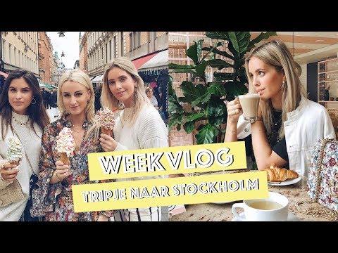 VLUCHT GEMIST?! PARTY IN STOCKHOLM | MODEROSA